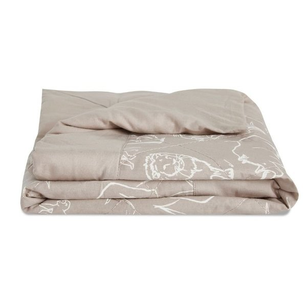 View larger image of Weighted On The Go Blanket