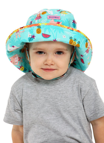 View larger image of Adjustable Sun Hat - 0-2 Years
