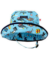 Adjustable Sun Hat - 2-8 Years