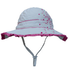 Quick Dry Hat - White