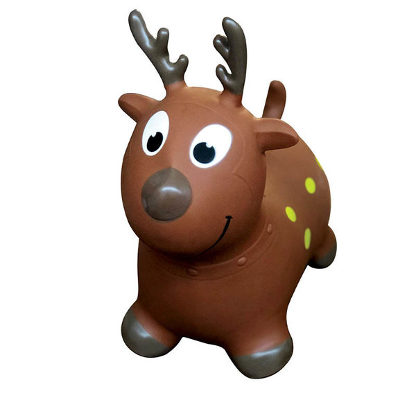 View larger image of Inflatable Bouncer - Reindeer