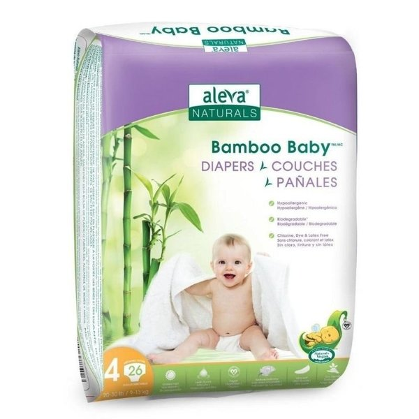 View larger image of Bamboo Diapers