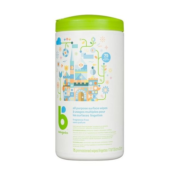 View larger image of All Purpose Wipes - Fragrance Free