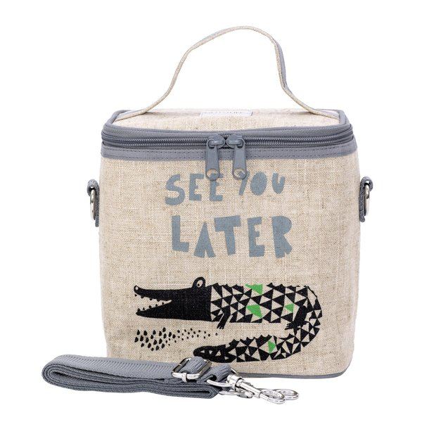 View larger image of Small Cooler Bag - Alligator