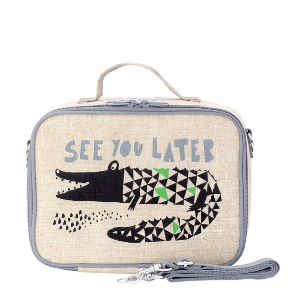 View larger image of Lunchbox - Alligator