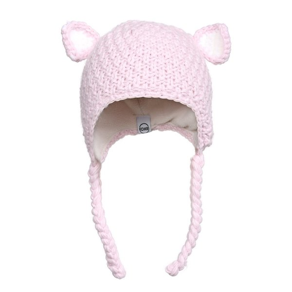 View larger image of Animal Infant Hat - Pink