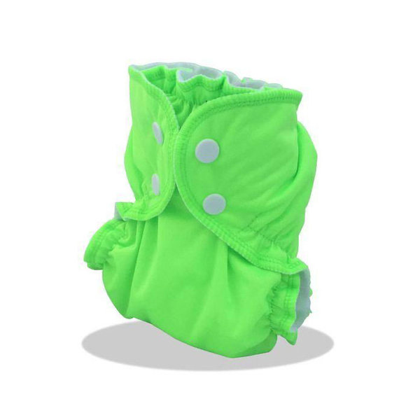 View larger image of Cloth Diaper Cover - Watt on Earth (Size 2)