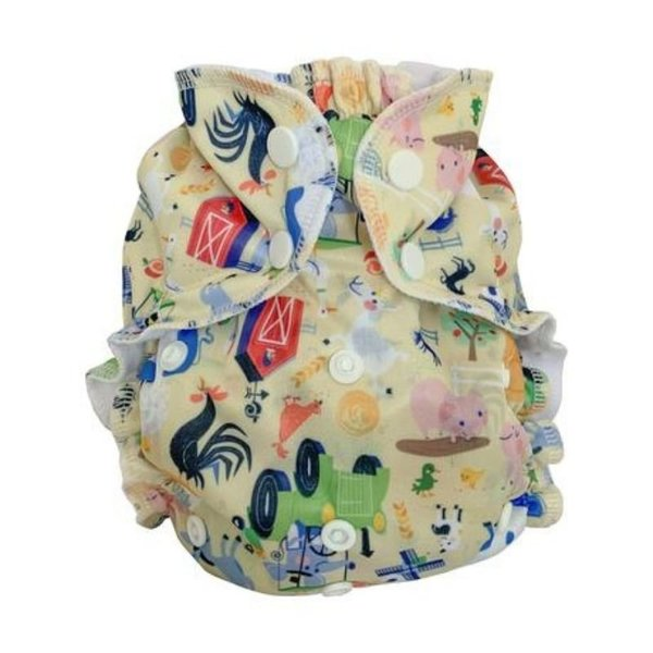 View larger image of All-In-One Cloth Diapers