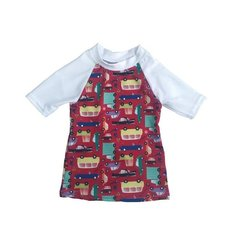 UV Swim Shirt - 0-12m
