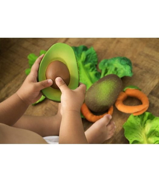 View larger image of Arnold The Avocado Teether