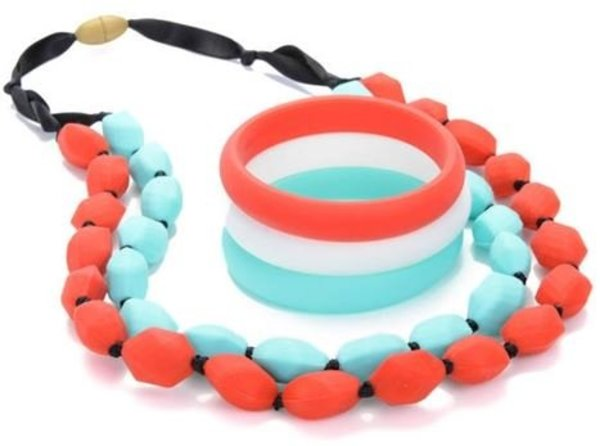 View larger image of Astor Teething Necklace