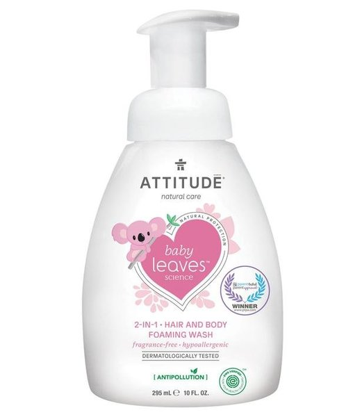 View larger image of 2-in-1 Foaming Shampoo & Body Wash