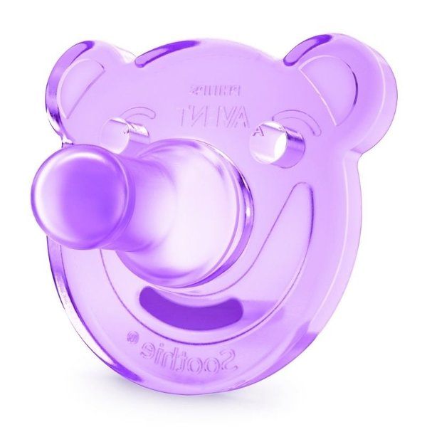 View larger image of Bear Soothie Pacifier
