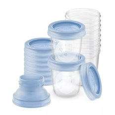 Breast Milk Storage Cups
