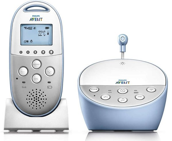 View larger image of AVENT-DECT 570 Medium Monitor