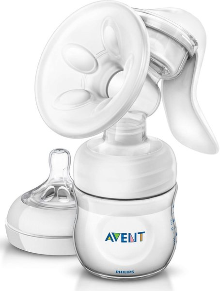 View larger image of Manual Breast Pump