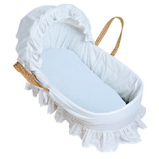Ben & Noa Bassinet Sheet