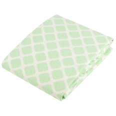 Ben & Noa Fitted Crib Sheet