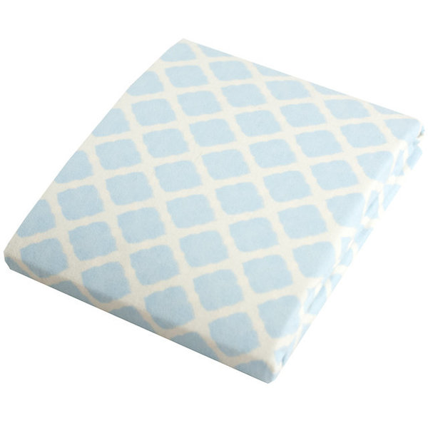 View larger image of Ben & Noa Fitted Crib Sheet
