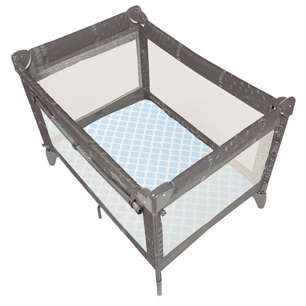 View larger image of Ben & Noa Fitted Playpen Sheet