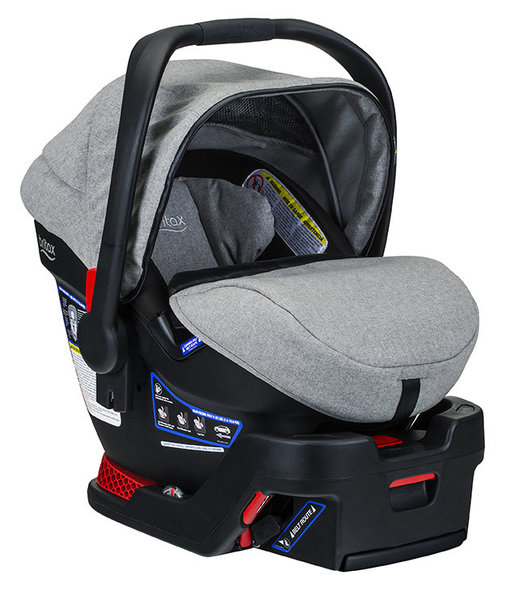 View larger image of B-Safe Ultra Infant Car Seat - Nanotex