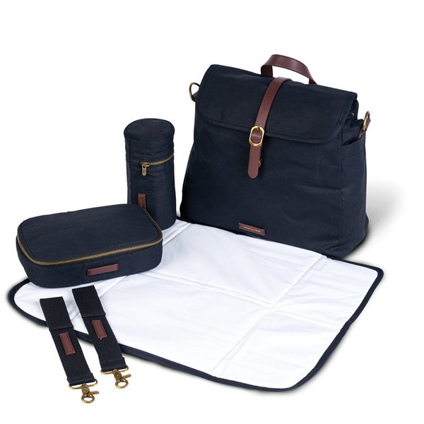 View larger image of Barca Backpack Changing Diaper Bag