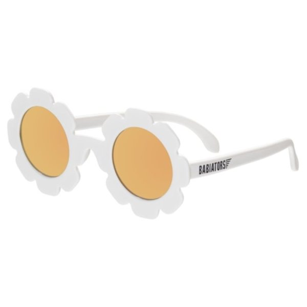 View larger image of The Daisy Sunglasses - White