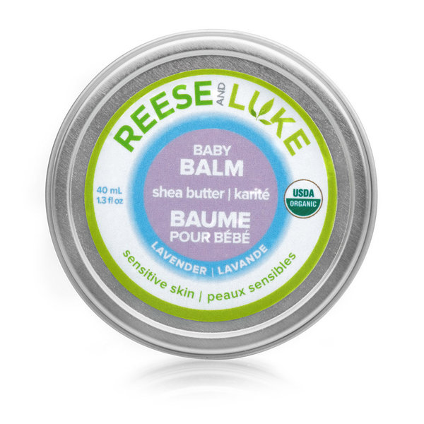 View larger image of Shea Butter Baby Balm - Lavender - 40 mL