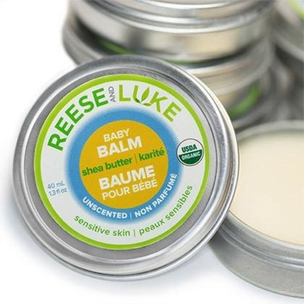 View larger image of Shea Butter Baby Balm - Unscented - 40 mL