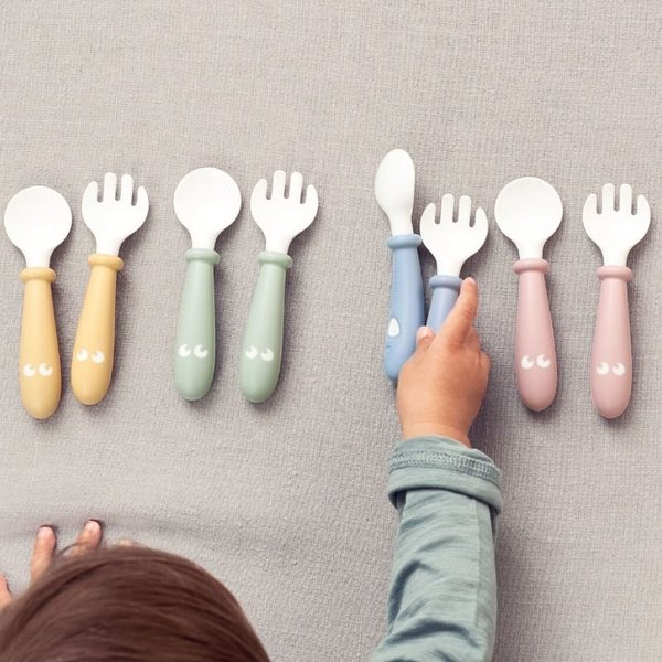View larger image of Spoon + Fork Set - 4 Pack