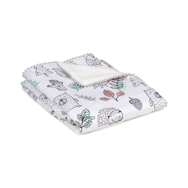 View larger image of Baby Blanket with Sherpa