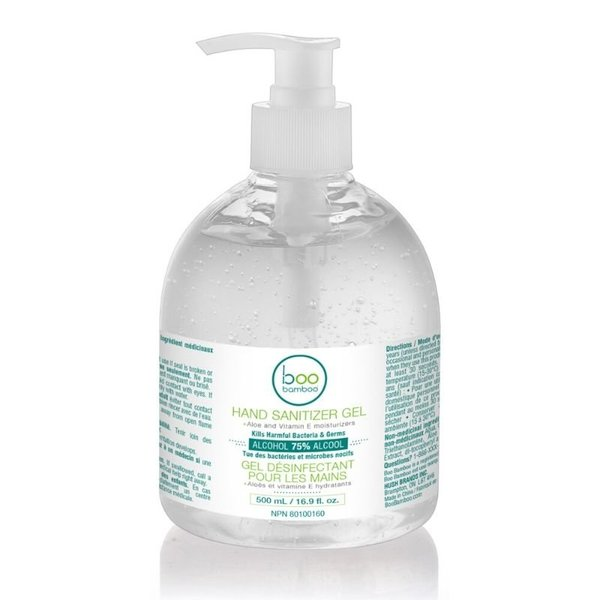 View larger image of Hand Sanitizer w/Aloe & Vitamin E - 4 Sizes