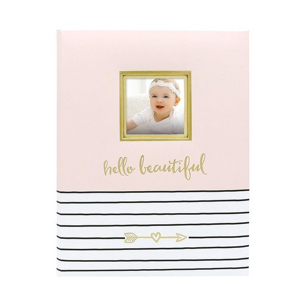 View larger image of Baby Book - Hello Beautiful