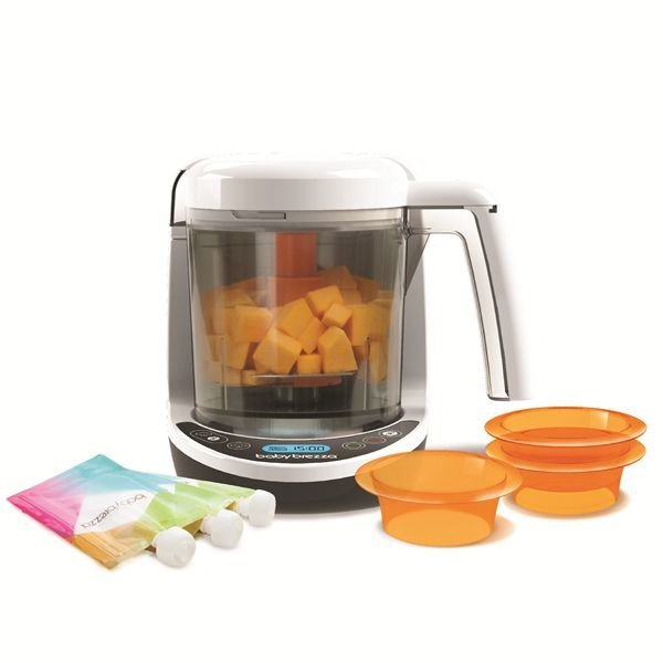 View larger image of One Step Baby Food Maker Complete