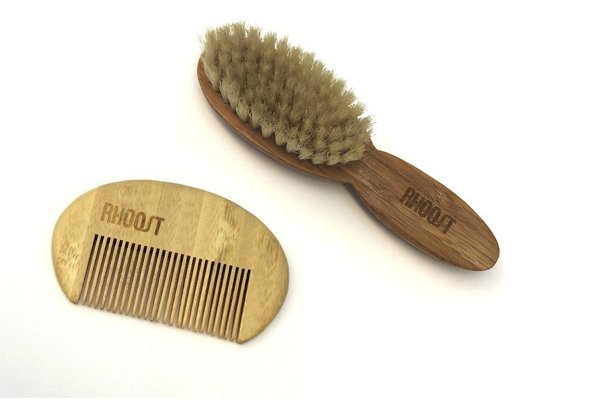 View larger image of Baby Brush and Combo Set
