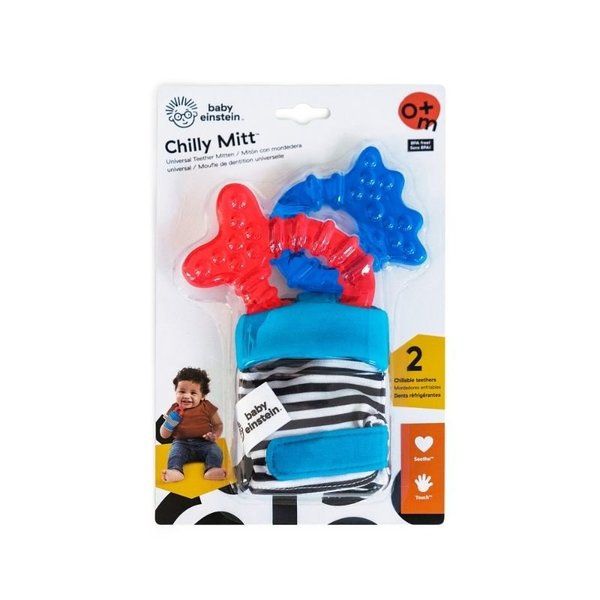 View larger image of Chilly Mitt Universal Teether Mitten