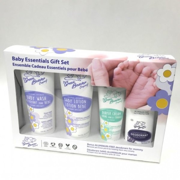 View larger image of Baby Essentials Gift Set