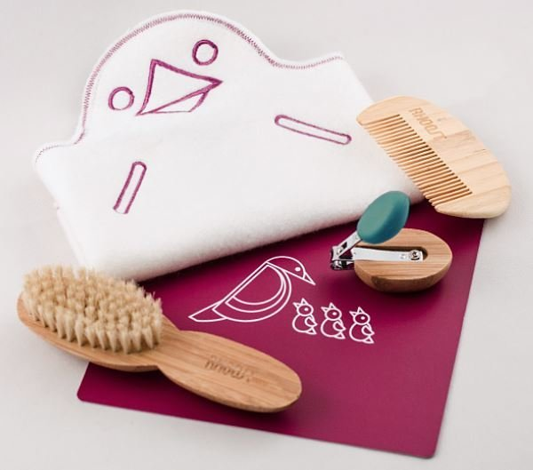 View larger image of Baby Grooming Kit Teal