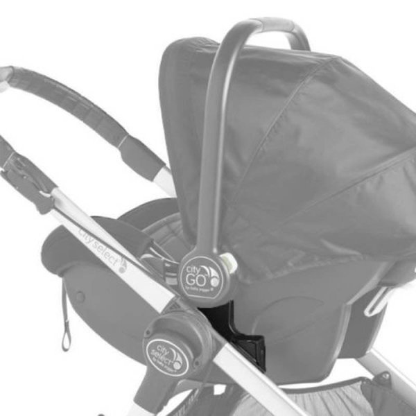 View larger image of City Select/LUX Car Seat Adapter - City GO/Graco