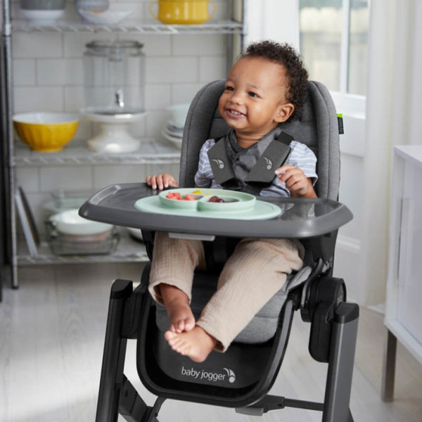 View larger image of City Bistro High Chair - Graphite