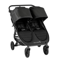 City Mini GT2 Double Stroller - Jet