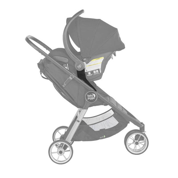 View larger image of City Mini GT2 Stroller Adapter - Maxi-Cosi