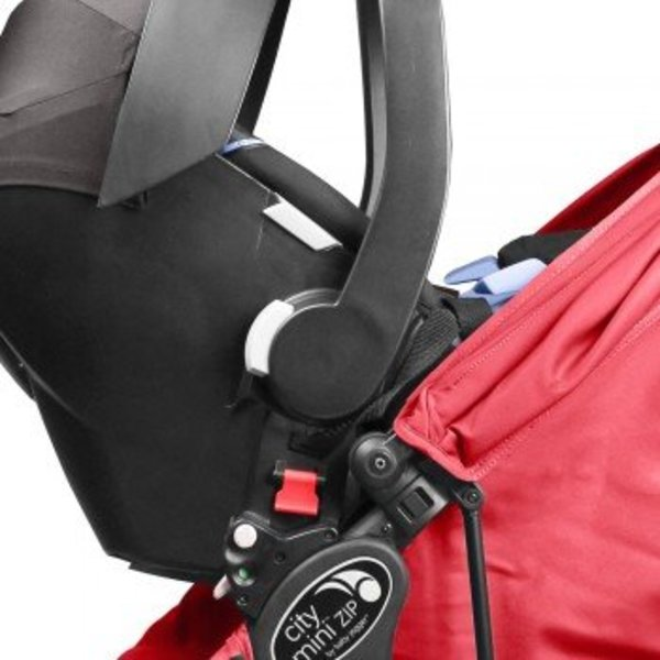 View larger image of City Mini Zip - Universal Car Seat Adapter