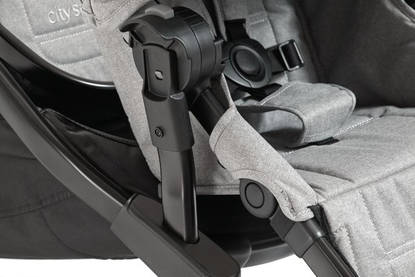 View larger image of Second Seat Adapter - City Select Lux