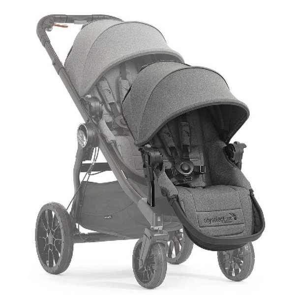 View larger image of City Select LUX Stroller 2nd Seat Kit - Ash