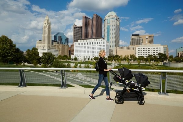 View larger image of Baby Jogger City Select LUX With Second Seat - Slate
