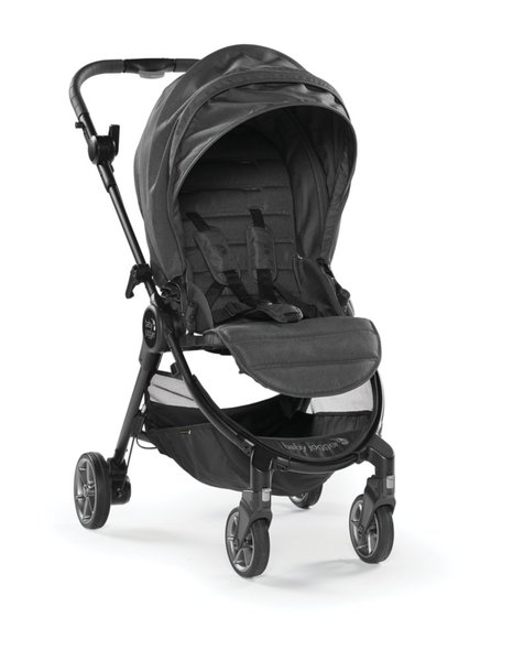 View larger image of City Tour Lux + Go Travel System - Granite