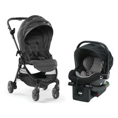 City Tour Lux + Go Travel System - Granite
