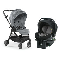 City Tour Lux + Go Travel System - Slate