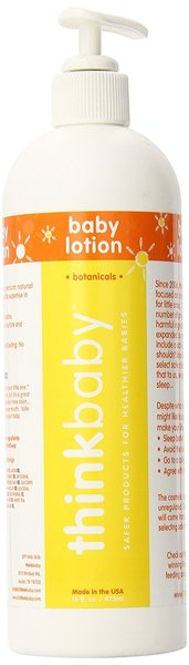 View larger image of Baby Lotion - 16oz